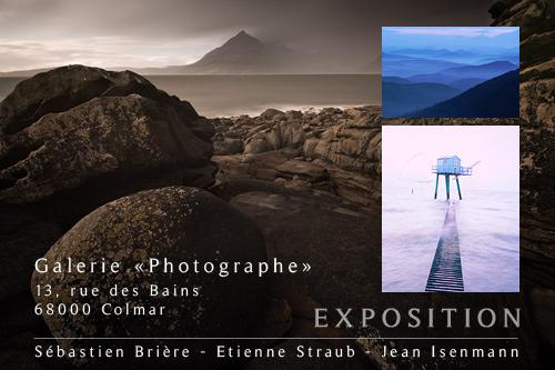 Exposition galerie 'Le photographe'