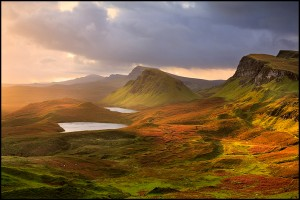 The Quiraing - Ile de Skye