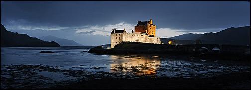 The Eilean Donan Castle ©Sébastien Brière