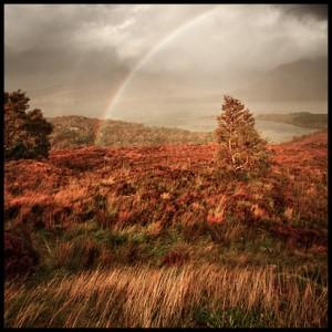Upper Loch Torridon, Wester Ross, Highlands, Scotland©