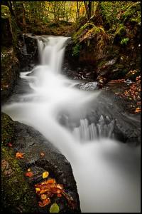 Cascades de Seebach - Sewen - Vosges du sud