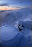 Hohneck en hiver - Vosges©Sébastien Brière