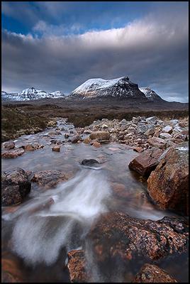 Quinag - Scotland