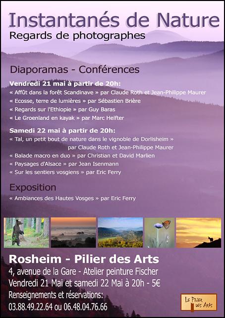 Instantanés de Nature 2010 - Rosheim