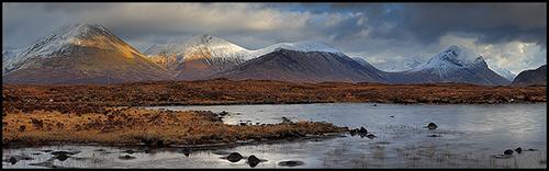 Cuillins Hills, Sligachan, Scotland©Sébastien Brière