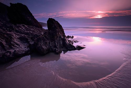 Baie des Trépassés - Finistère - Bretagne